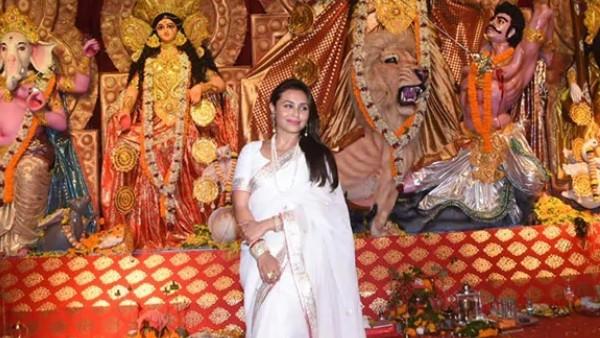 Rani Mukerji On How She And Adira Will Be Celebrating Durga Puja