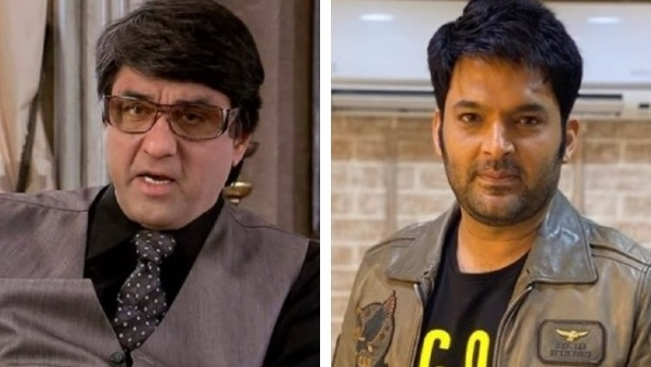 Mukesh Khanna Reacts To Kapil's Reply; Says There Should Be Shaaleenta, Ashleelta Hai Unke Show Mein