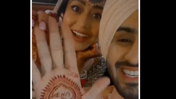 Neha & Rohanpreet Call Themselves 'Sabyasachi Couple'