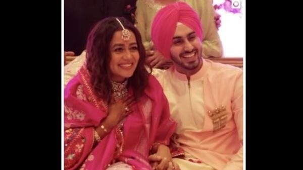 Neha Shares Roka Ceremony Video