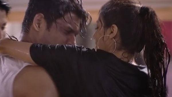 Nikki & Pavitra's Sizzling Rain Dance With Sidharth Grabs Eyeballs