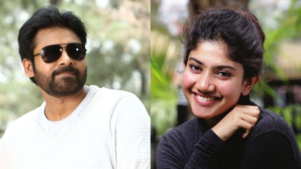 Sai Pallavi Refuses To Play Pawan Kalyan's Wife In This Remake?