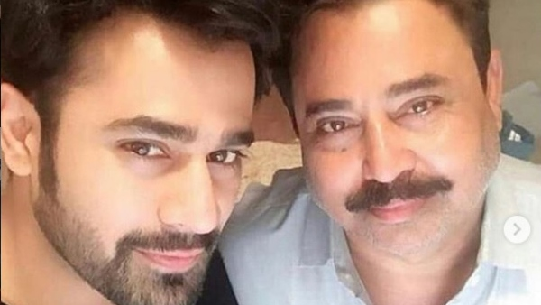 Pearl V Puri Pens Heartbreaking Post On Fathers Death: For The First Time In Life I Feel Powerless