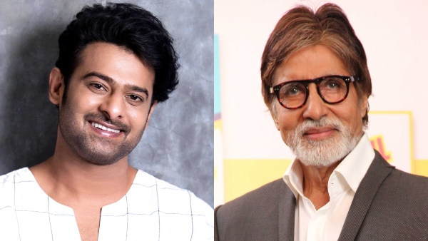 Pan-India Star Prabhas Wishes Amitabh Bachchan On His Birthday; Soon To Be Seen Sharing Space In Their Next