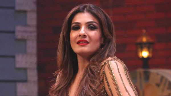 Raveena Tandon Applauds The Film Industry For Retaliating Against The Media Channels