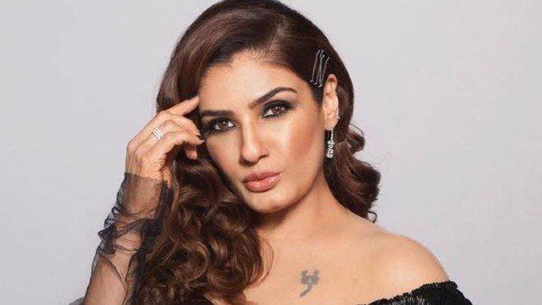 Raveena Feels Bollywood Has Become More Progressive