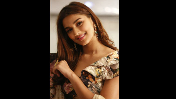 Saiee Reminisces About Her First Shot With Salman