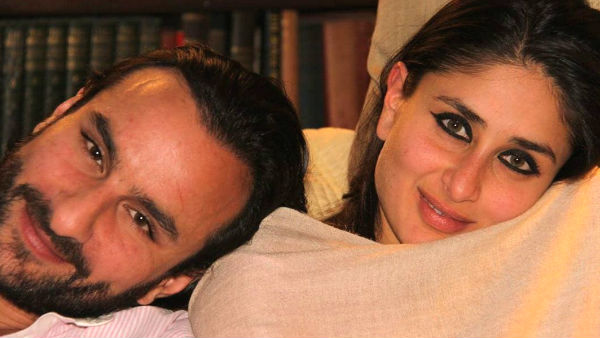 Kareena Reveals How Saif Reacted To Her Second Pregnancy