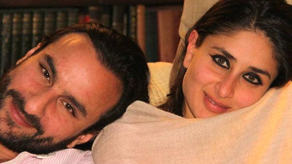 Kareena Reveals How Saif Reacted To Her Second Pregnancy