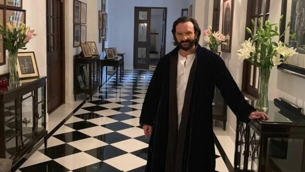 Saif Rubbishes Reports Of Him Buying Back Pataudi Palace
