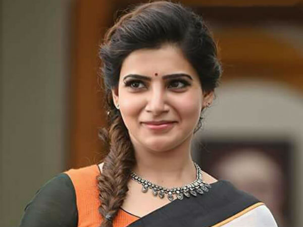 Samantha Responds To The Overwhelming Response For Her Hosting
