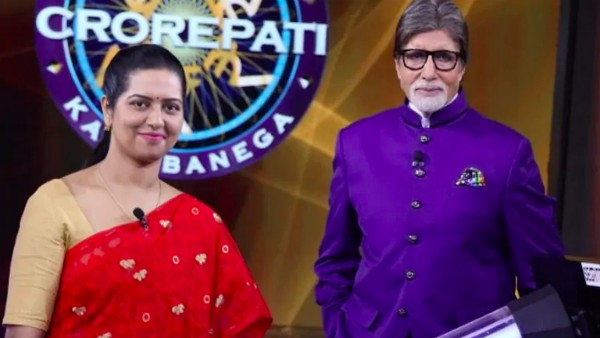 Kaun Banega Crorepati 12: Runa Saha Makes It To The Hot Seat Without Playing 'Fastest Finger First'