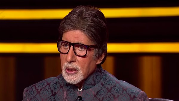 Kaun Banega Crorepati 12: Contestant Uses Three Lifelines For Rs 40,000 Question, Quits The Game!