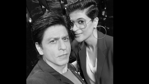 Here's What SRK Had Said..