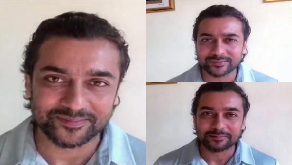 Suriya's Vaadivasal Look Is Out: To Sport Long Hair In The Vetrimaaran Directorial!
