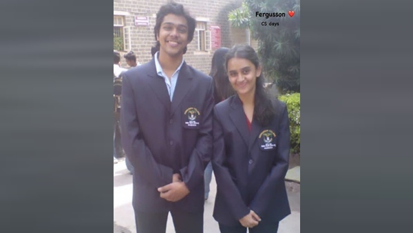 Parna Pethe Posts Old Picture With BFF Suyash Tilak