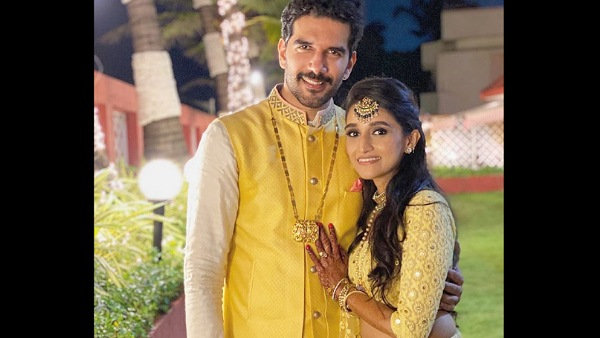 Vibha & Aaryaa Sharma Congratulate The Couple
