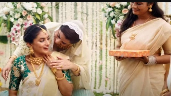 Meanwhile, Tanishq Withdrew The Controversial Ad Due To 'Hurt Sentiments'