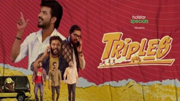 Karthik Subbaraj On Triples