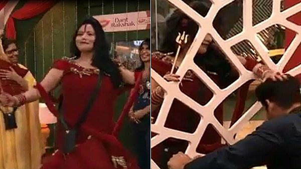 ALSO READ: Bigg Boss 14 Day 1 Updates: Sidharth Seeks Radhe Maa's Blessings; Shehzad And Nikki Get Into A Fight