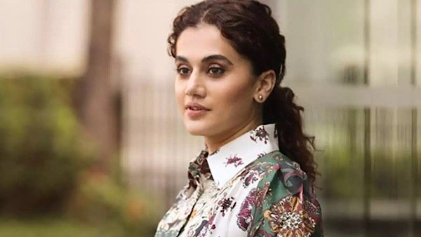 Taapsee On Getting Back To Sets Amid COVID-19 Pandemic