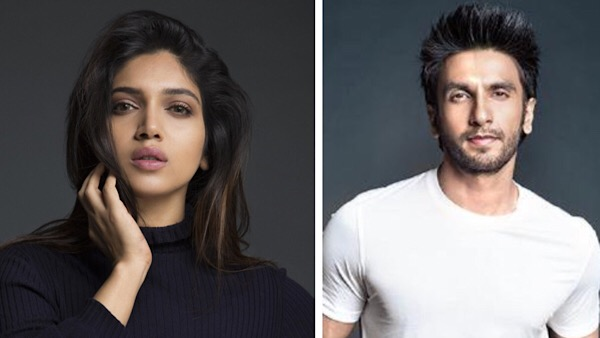 Bhumi Was Blown Away By Ranveer When She First Met Him