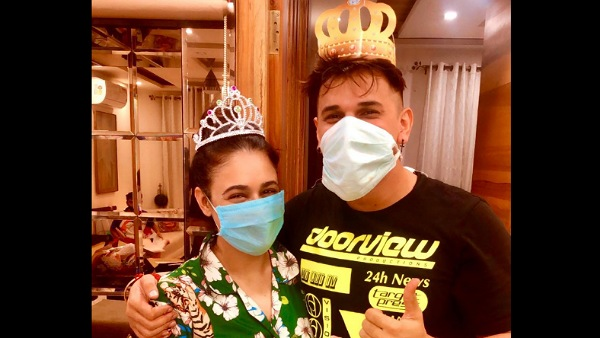Prince Narula & Yuvika Diagnosed With Dengue; Actress Says They Didnt Celebrate Wedding Anniversary