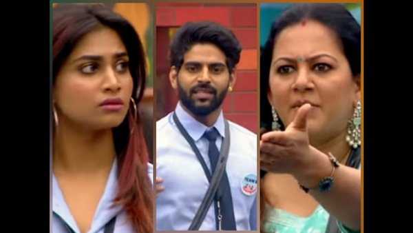 Bigg Boss Tamil 4: Was Archana's Demand To Reveal Balaji Murugadoss' Tattoo A Hint For Shivani?