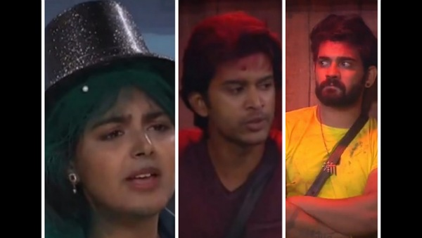 Bigg Boss Telugu 4: Monal Gajjar To Betray Akhil And Save Abijeet In 12th Week Nomination?