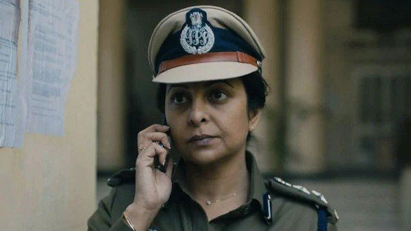 Shefali Talks About Experience Of Working In Delhi Crime