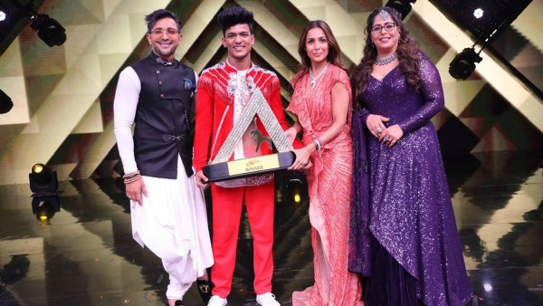 Ajay Singh Aka Tiger Pop Wins First Season Of India's Best Dancer, Receives Rs 15 Lakh Cash Prize