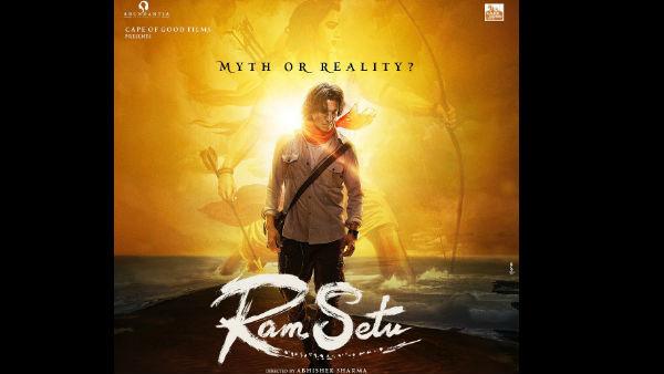 ALSO READ: Ram Setu Poster: Did Akshay Kumar Hurt Religious Sentiments Of Netizens?