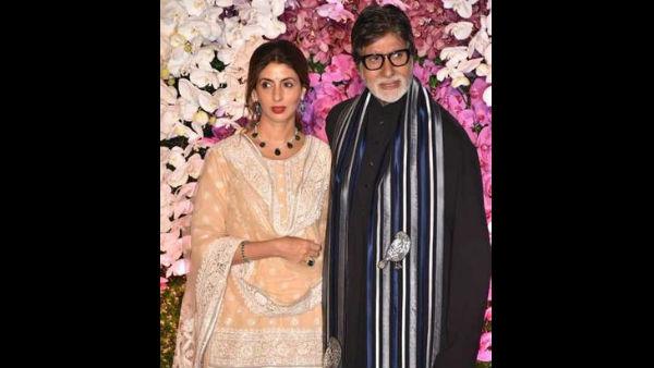 When Big B Said Shweta Bachchan Is The Best Actor