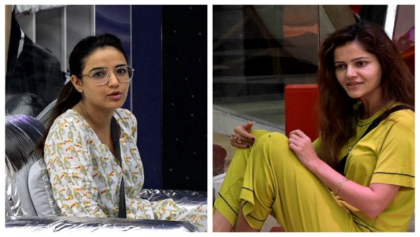 Bigg Boss 14: Jasmin And Rubina's Friendship Comes To An End