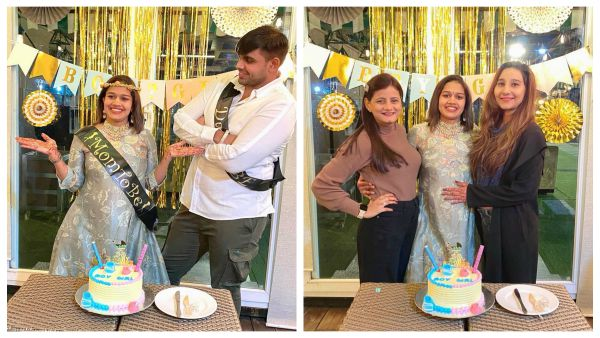 Babita Phogat Shares Pictures From Her Baby Shower