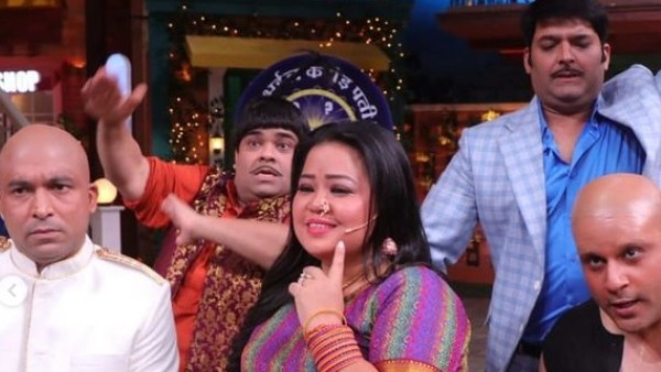 Bharti Singh To Be Banned From The Kapil Sharma Show?