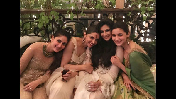 Ahead of Diwali 2020, We Look Back At Epic Inside Pictures From Various Bollywood Diwali Parties