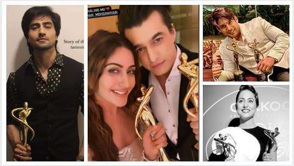Gold Glam & Style Awards 2020 Winners List: Harshad Chopda, Sidharth Shukla & Others Bag Awards