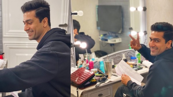 ALSO READ: Vicky Kaushal Is Happy To Be Back On Set; Shares A Glimpse Of His 'Shubh Aarambh' With Fans