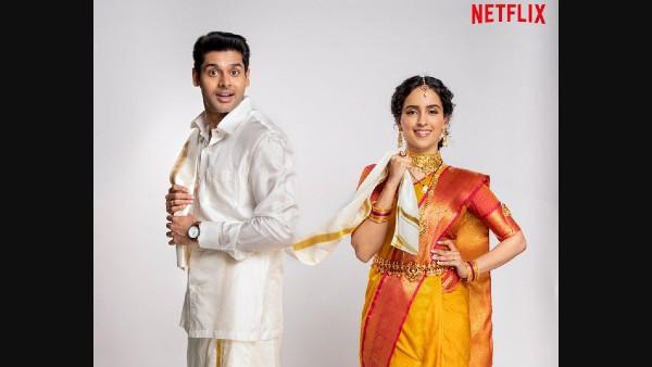 Karan Johar Announces Netflix Film Meenakshi Sundareshwar With Abhimanyu Dassani And Sanya Malhotra