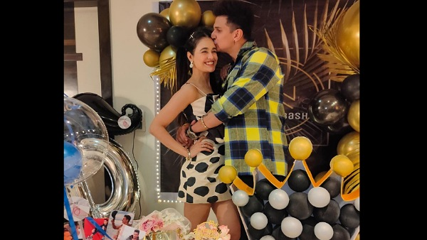 Yuvika Organises Surprise B'day Party For Prince