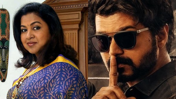 Raadhika Sarathkumar Expresses Disappointment Over Report About Master's Netflix Release; Netizens React