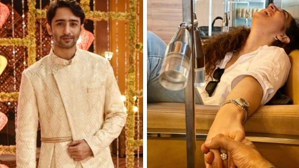 Shaheer Sheikh Gets Engaged To GF Ruchikaa Kapoor; Vatsal Sheth, Arjit Taneja & Others Congratulate