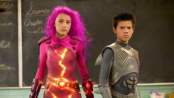 We Can Be Heroes Is A Sequel To Sharkboy and Lava Girl