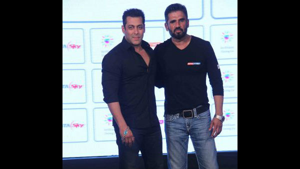 Suniel Shetty On His Equation With Salman Khan