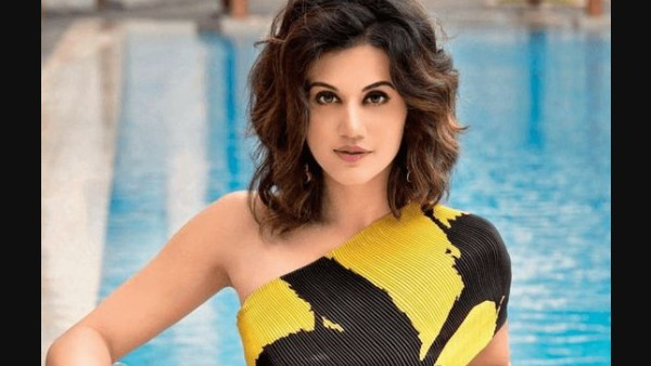 Taapsee Shuts Down A Troll Who Called Her A 'Faltu Heroine'