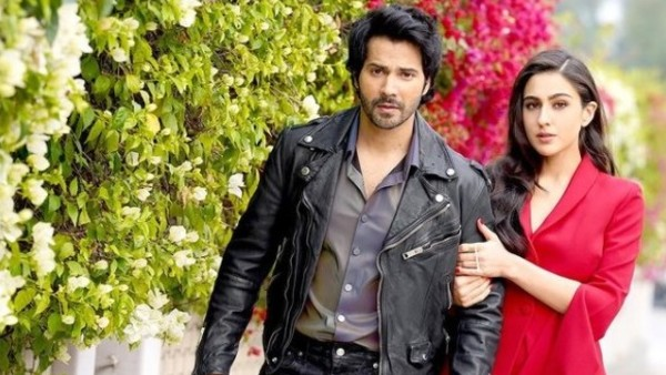 Varun Dhawan Recalls His First Meeting With Sara Ali Khan In A Lift And It Makes For A Hilarious Read!