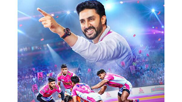 Sons of the Soil: Jaipur Pink Panthers: Poster Of Docuseries On Abhishek Bachchan's PKL Team Out!