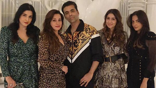 Fabulous Lives of Bollywood Wives Also Saw Karan Johar In Several Scenes