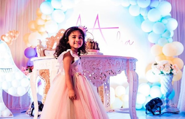 Allu Arjun's Daughter Arha's Dreamy Birthday Celebration Becomes Talk Of The Town; See Inside Pics